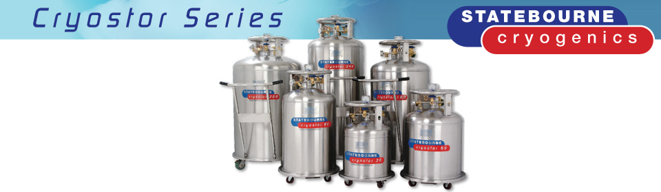 Cryostor series